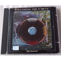 Dik Darnell Following The Circle Cd U.s.a. 1a Ed 1992 Bvf