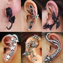 Ear Cuff Piercing Arete Gotico Vintage. Lote 20 Piezas