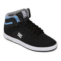 Tenis Calzado Mujer Dama Nyjah High Shoes Bkb Dc Shoes