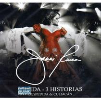 Jenni Rivera / Despedida De Culiacan / Cd Con 13 Canciones