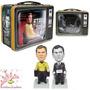 Star Trek, La Dimensión Desconocida, Caja Colección, Figuras