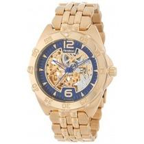 Reloj Armitron Para Caballero En Tono Dorado