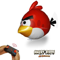 Tb.radio Flyers- Angry Birds Air Swimmers Turbo - Red Flying