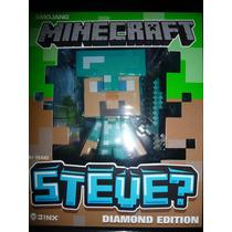 Figura Minecraft Steve? Diamond Edition Mojang 15cm