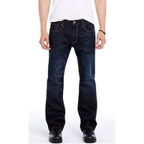 Jeans Armani Exchange Vintage Boot Cut Jean Talla 32