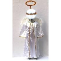 Vestido Disfraz De Angel