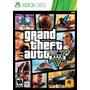 Gta V Grand Theft Auto V - Xbox 360 Nuevo Sellado
