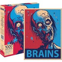 Rompecabezas Aquarius Zombie , 1000 Pzas