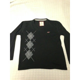 Sweater Talla S Marca Hollister Califo Con Deportiva Juvenil