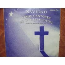Ep Niños Cantores De San Luis Potosi, Envio Gratis