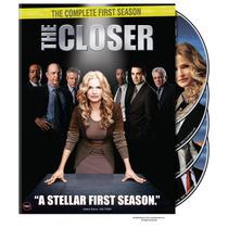 The Closer Caso Resuelto Temporada 1 Uno Tv Importada En Dvd