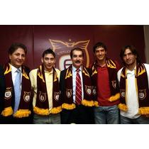 Bufanda Estudiantes Tecos Futbol Uag