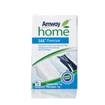 Amway - Sa8tm Premium Detergente Polvo Concentrado Ropa 1kg
