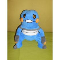 Peluche Croagunk Pokemon Jacks Pacific Habla 26 Cms