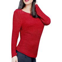 Sweater Sao Paulo, Tejido De Punto, Dama, Sku 148575