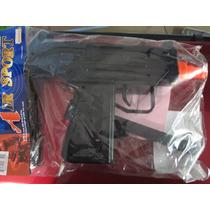 Oferta Uzzi De Plastico Airsoft Bullet 6mm Con 1 Mil Balines