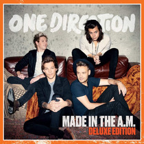 Made In The Am / Deluxe / One Direction / Cd + Booklet