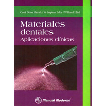 Materiales Dentales Aplicaciones Clínicas !nuevos Originales