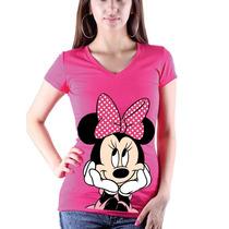 Playeras O Minnie Todas Las Tallas!!!!!!