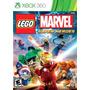 Lego Marvel Super Heroes Xbox 360 Nuevo Entrega Express City
