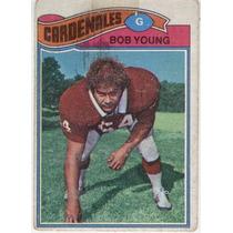 1977 Topps Mexican Bob Young Cardenales De San Luis