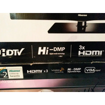 Pantalla Tv Hisense 40 Pulgadas Fhd Smart Tv Hdmi Remate..!