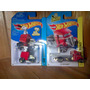 Snoopy Y Fast Bed Hauler Grua Plana Hot Wheels Set 2 Piezas