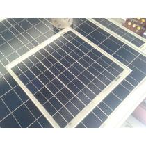 Panel Modulo Solar 15w Poly