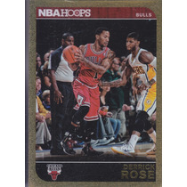 2014-15 Hoops Gold Derrick Rose Bulls
