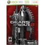 Gears Of War 2 Lancer Dorado Edicion Xbox 360 Blakhelmet E
