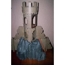 Playmobil 3665 Torre Del Caballero Dragon Castillo Figura