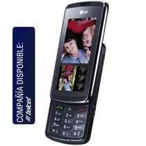 Lg Venus Kf600 Slider Bluetooth Cám 3 Mpx Mp3/mp4 Radio Fm