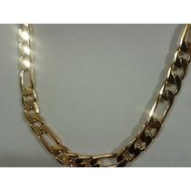 Cadena Cartier Oro Laminado 18k 60x1cm Excelente Calidad!!