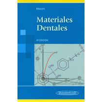 Macchi Materiales Dentales !nuevos Y 100% Originales! Libro