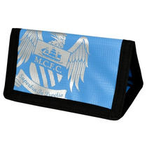 Manchester City Wallet - Fc Football Club De Fútbol Deporte