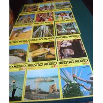 Nuestro México 15 Tomos / El País, Drenaje Profundo D.f