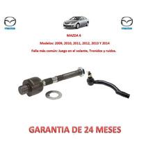 Bieleta Y Terminal P/caja Direccion Hidraulica Mazda 6