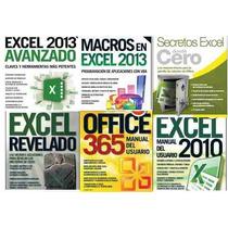 Revistas Excel Avanzado Computacion 6 X1
