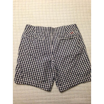 Short Hollister Talla 32 India Gym Deporte Sport Casual