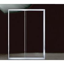 Cancel Corredizo (1.50x2.00m) Aluminio Cristal Templado