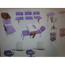 Muebles Para Estetica 16 Pzas