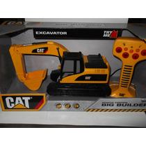 Excabadora Cat Carro Maquinaria Electronico Toystate