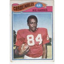 1977 Topps Mexican Ike Harris Cardenales De San Luis