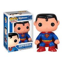 Superman Dc Universe Funko Pop - Entrega Inmediata