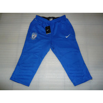 Pants Capri Pescador Nike Tuzos Pachuca 2014 100% Original