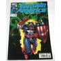 Kcg Captain America. Capitan America #19 Editorial. Vid