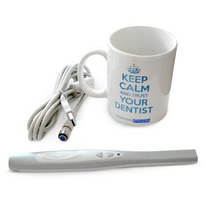 Cámara Intraoral Dental Usb Md740 Taza Regalo Para Dentista