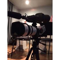 Canon Xl2 Video Profesional Seminueva