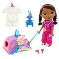 Muñeca Doctora Juguetes Habla Con Clinica Movil Disney Store