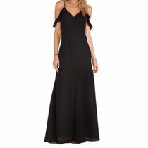 Vestido Largo De Fiesta Elegante Lindo De Tirantes 2435